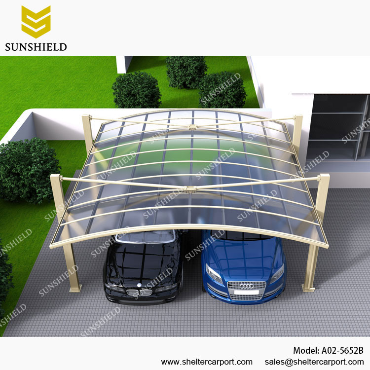 Sample Carport - Parking Shed - Metal Carport - Portable ...